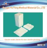異なったサイズの非生殖不能の使い捨て可能な使用のガーゼの綿棒
