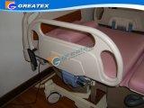Поставка Birthing стационара Ce аттестованная УПРАВЛЕНИЕ ПО САНИТАРНОМУ НАДЗОРУ ЗА КАЧЕСТВОМ ПИЩЕВЫХ ПРОДУКТОВ И МЕДИКАМЕНТОВ кладет в постель для клиники и медицинского центра (GT-OG802)