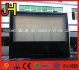 Напольный экран киноего экрана проекции раздувной для сбывания