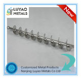 La precisión de mecanizado CNC para el Soporte de aluminio