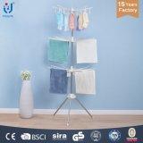 Edelstahl-Kleidung und Tuch-hängende Zahnstange