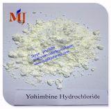 스테로이드 호르몬 Yohimbine HCl 또는 Corynine 분말 또는 Aphrodine Powders/CAS 아니오: 65-19-0