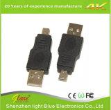 USB micro Adaper del convertidor del USB 2.0 para los ordenadores