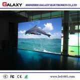 Pantalla LED de color P4 de interior fija
