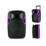 12 Zoll PROdes portable-LED Projektions-Lautsprecher-Kasten-mit Batterie