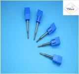 Cutoutil  標準固体炭化物の端製造所Tools&#160に一致させる鋼鉄HardmetalのためのD6 15*50*6;