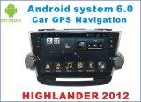 جديد [أوي] [أندرويد] 6.0 سيارة مجساميّة لأنّ تايوتا نجديّ 2012 مع سيارة [غبس]