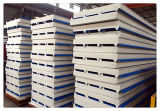 Дешевая стена цены настилая крышу панель сандвича PU 30mm 50mm