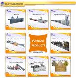 Lijn van de Uitdrijving van het Profiel van pvc van de Machine van de Extruder van de gemakkelijk-verrichting de Plastic Houten Plastic