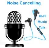 Fone de ouvido Handsfree de Bluetooth do projeto o mais atrasado construído no microfone H08s