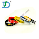 The Most popular sport of silicones Wristband&Bracelet for Exercise