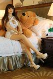 muñeca sólida del mismo tamaño del sexo de la muchacha del 158cm de Bigs del pecho del gatito atractivo esquelético japonés de las muchachas