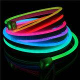 RGB que abre una ranura en la luz de neón de la flexión del LED para la visualización y que hace publicidad