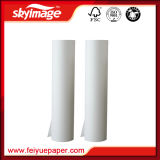 90GSM 60 '' *100m jejuam papel de transferência seco do Sublimation para a impressora Inkjet Epson/Mimaki/Mutoh/Roland/Oric