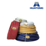 Fio isolado PVC do cabo elétrico do fio 16mm2
