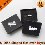 Clé de mémoire USB faite sur commande de logo de Silkscreen du présent le meilleur marché d'affaires (YT-1113)