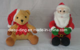 Urso do Natal do luxuoso