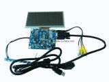 接触HDMIは7インチLCD SKDのモジュールを入れた