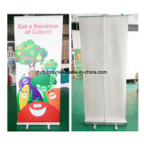 Vendita calda della fabbrica di alluminio anodizzato rimboccarsi striscione display