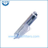 Filtre à éléments en acier inoxydable pour machine textile