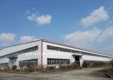 Atelier en acier d'entrepôt de niveau élevé pour la construction en acier