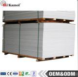 Feuilles composées en aluminium ignifuges d'aluminium de panneau de mur extérieur de blanc de panneau de prix concurrentiel