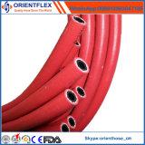 Rubber/PVC Doppelzeile Schweißens-Schlauch-Acetylen-Sauerstoff-Gas-Luft-Gummi-Rohr