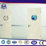 Modèle en acier de porte de la Chine de photos promotionnelles en gros de constructeur