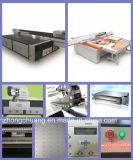 Imprimante de Digitals UV de jet d'encre de grand format de PVC de cuir de drapeau de câble