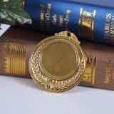 Medalla de encargo del espacio en blanco del metal del productor de la tapa de la buena calidad
