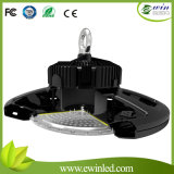 100-250W IP65 industrielle LED helle UFO-hohe Bucht mit Meanwell Fahrer
