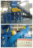 HDPE inútil del LDPE del PE de los PP que recicla la máquina
