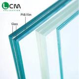 Vetro della parete divisoria della costruzione di vetro laminato