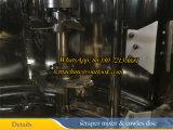 réservoir 500L de mélange à mur unique avec le mélangeur et le Dispersor 1500rpm de grattoir