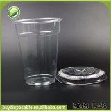 Copo de café plástico por atacado biodegradável
