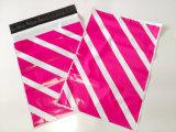 Vente chaude en Chine, sac estampé de empaquetage de courrier de poste de logo