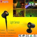 La décoration de Noël fournit le projecteur neuf de laser de Rg de jardin de lumière d'étoile de nuit