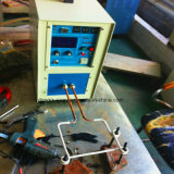 Nuova macchina ad alta frequenza 15kw della fornace del riscaldamento del riscaldatore di calore di induzione della Cina