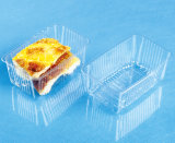 facrory OEMの使い捨て可能な食糧パッケージのゆとりPPのケーキの皿