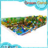 海洋の世界デザイン屋内Playgroundrの柔らかい子供の城砦