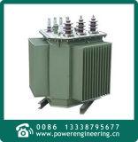 Transformator van de Distributie van de Onderdompeling van de Olie van de Driehoek s13-m Rl Hermetically-Sealed