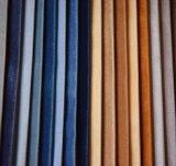 Buntes Hauptpolsterung-Samt-Gewebe für Sofa-Deckel