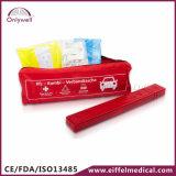 DIN13164 медицинский автомобиль 3 в 1 непредвиденный индивидуальном пакете