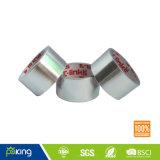 Bande en aluminium d'adhérence intense avec le papier de doublure
