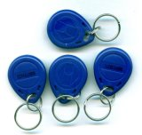 Carte à puce imprimable RFID Access Control Keyfob Key Chain Tag