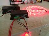 Diodo emissor de luz 30 flexível da tira SMD 5050 de DC12V 24V RGB por o medidor