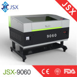 Кожи ткани Jsx9060 80W знак малой Desktop акриловый делая машину лазера CNC