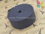 Webbing acrílico do algodão para acessórios do saco