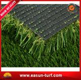 Erba sintetica del tappeto erboso artificiale senz'acqua fatta in Cina