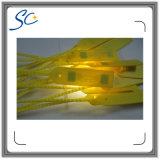 Карточка PVC изготовленный на заказ печатание пластичная